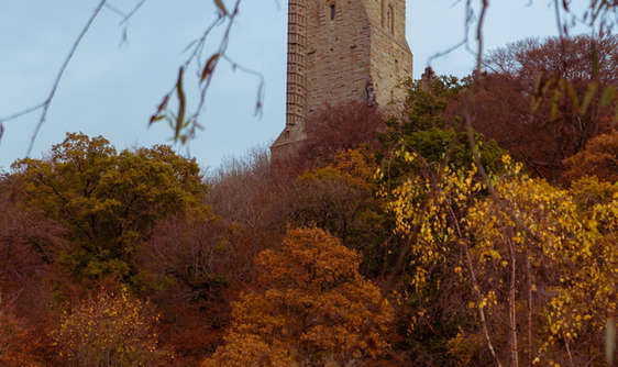 National Wallace Monument Stirling scotland