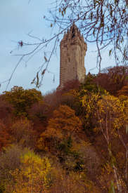 National Wallace Monument in stirling, sctland
