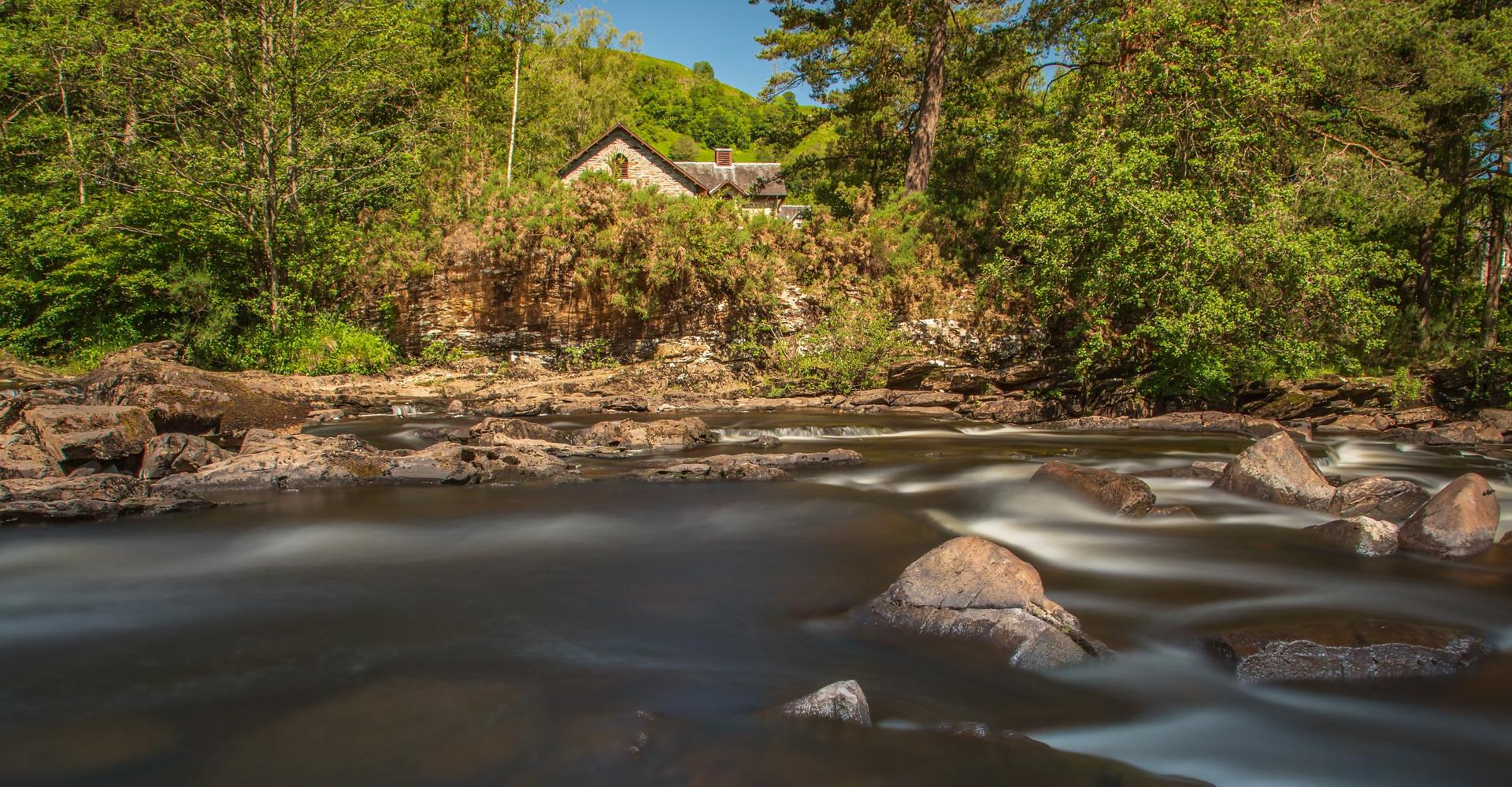 River Tummel, Perthshire