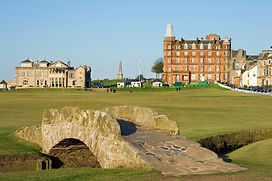 private tour to swilcan bridge and st andrews golf course