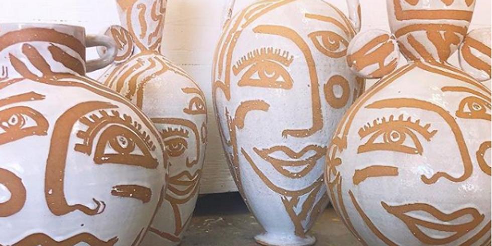 Key West Pottery Artist Talk