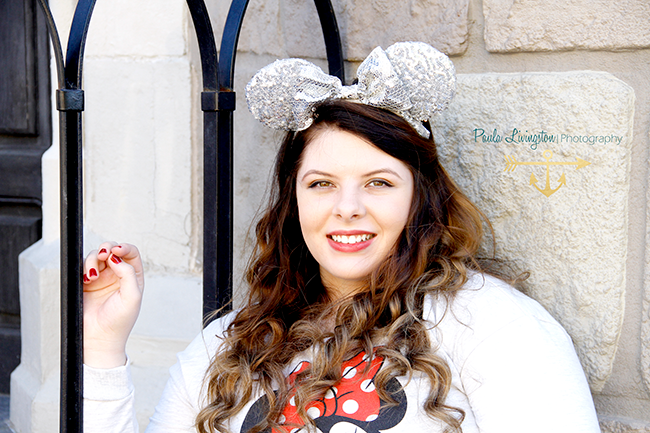 Disney World Senior Shoot
