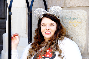 Disney World Senior Shoot