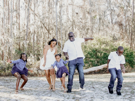 Ten Year Anniversary Family Session
