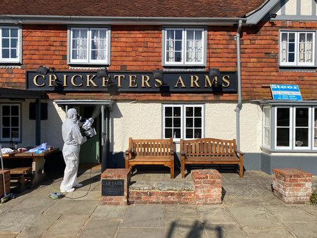 Pubs can re-open!!! Hooray!