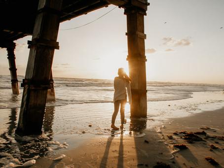 Daytona Beach Senior Photography | Arlie
