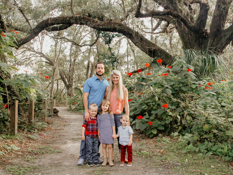 Visiting Florida | Tampa Family Vacation Photographer