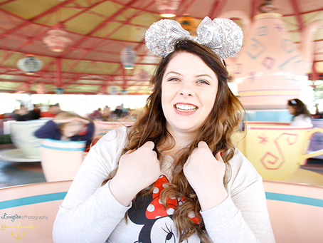 Senior Photography Session | Walt Disney World | Orlando, FL