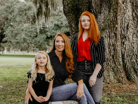 Brooksville, Florida Family Photography