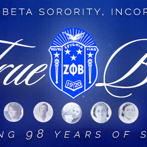 Happy Founder's Day Sorors ~ 98 Years of Service and Counting!