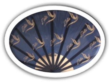 Royal Blue Fans