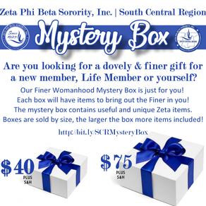 Finer Womanhood Mystery Box