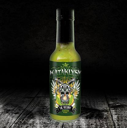 The Killshot: Aged Jalapeno Pepper Hot Sauce