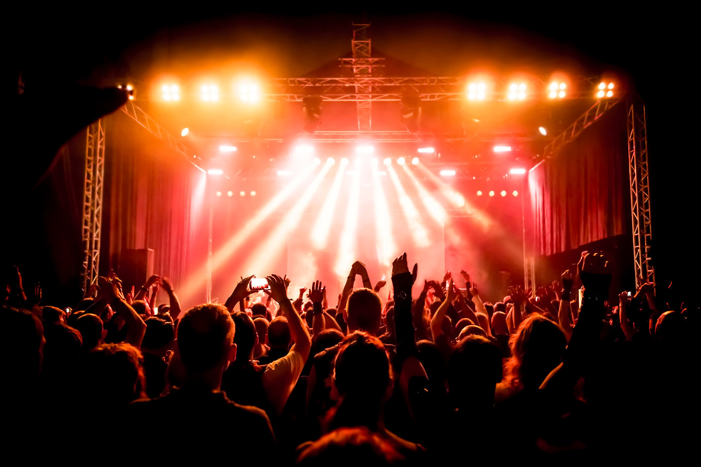 Hard Impact Artist Concert