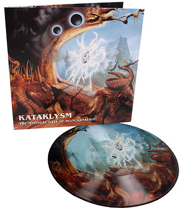 Collector Series THE MYSTICAL GATE OF REINCARNATION PICTURE DISC Vinyl LP