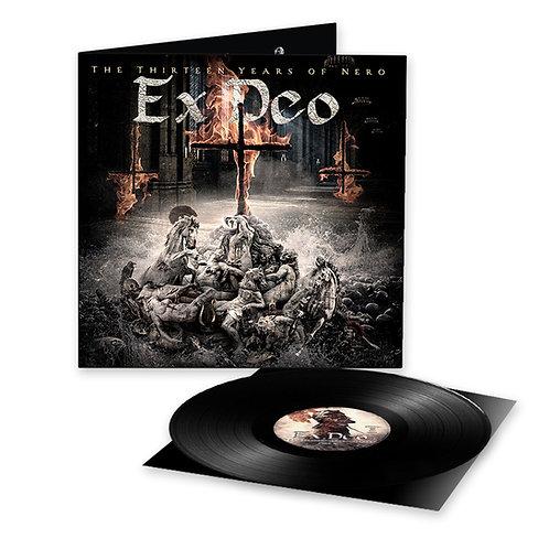 """EX DEO *NEW ALBUM*  """"The Thirteen Years of Nero"""" Gatefold Vinyl"""