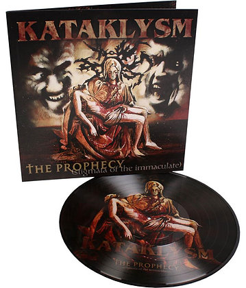 Collector Series THE PROPHECY PICTURE DISC Vinyl LP