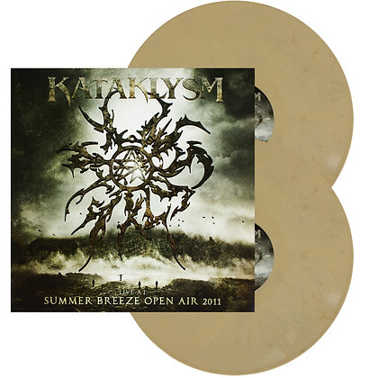 Collector Series LIVE AT SUMMER BREEZE OPEN AIR 2011 BEIGE DISC Vinyl LP