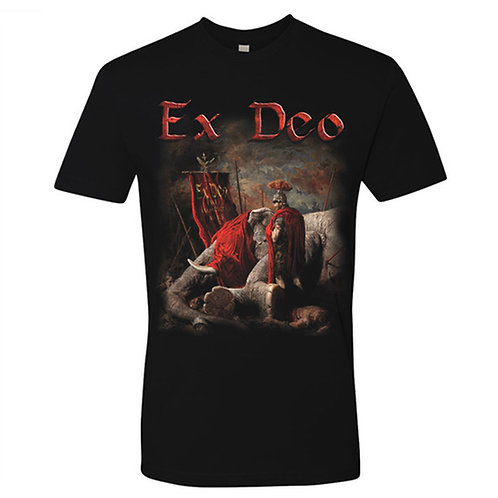 "EX DEO ""The Immortal Wars"" T-Shirt"