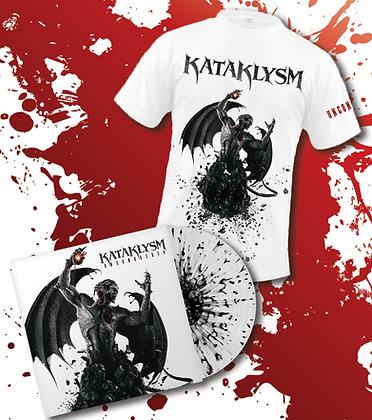 UNCONQUERED *New Album* Exclusive Collector T-Shirt/VINYL Bundle