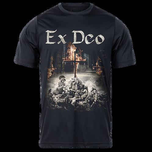 """EX DEO *NEW ALBUM*  """"The Thirteen Years of Nero"""" T-Shirt"""