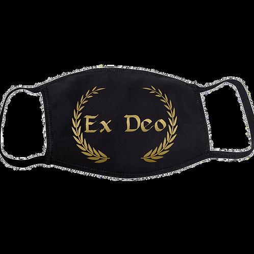 "EX DEO ""Roman Shield Mask"""