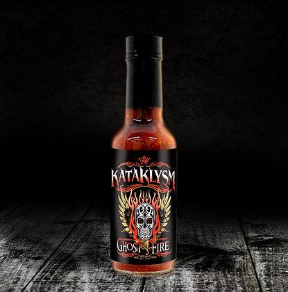 Ghost Fire Ghost Pepper Hot Sauce