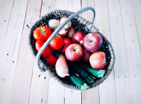 Mon petit panier de légumes