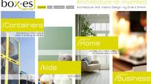 בניית אתר רב פרויקטים לזוג אדריכליות עם מערכת ניהול נוחה