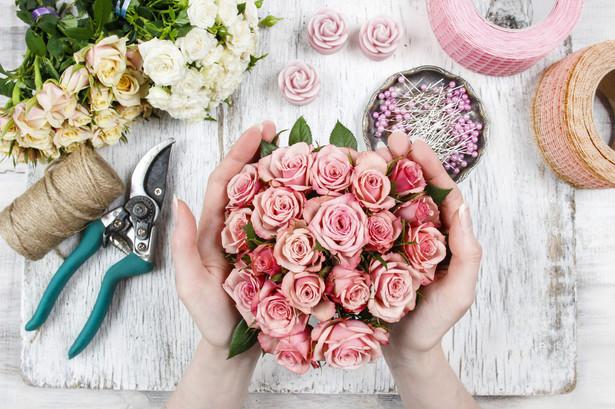 Bouquet rosinhas
