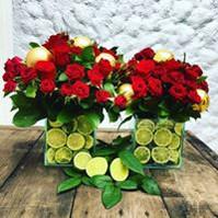 Flores & lima