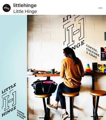 Little Hinge Cafe - NZ