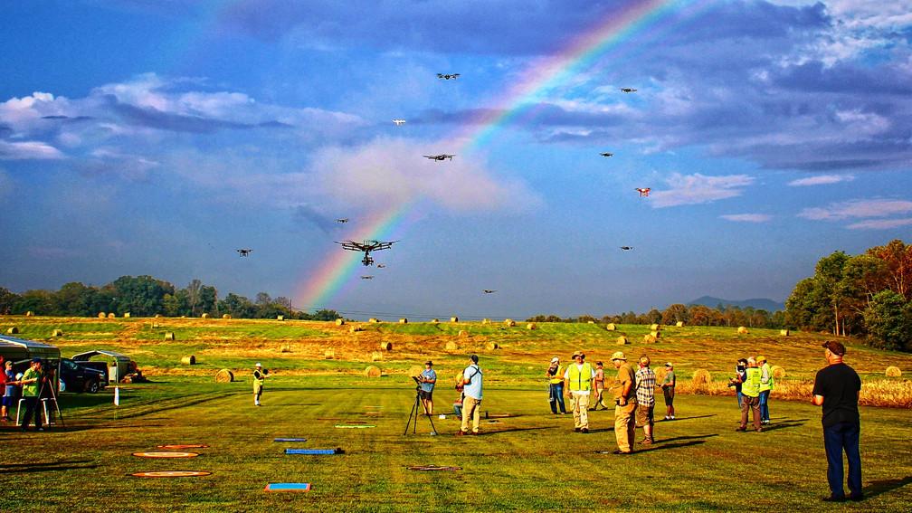 Drones galore