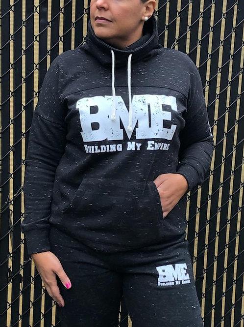 Building My Empire Cowl Neck Sweatshirt