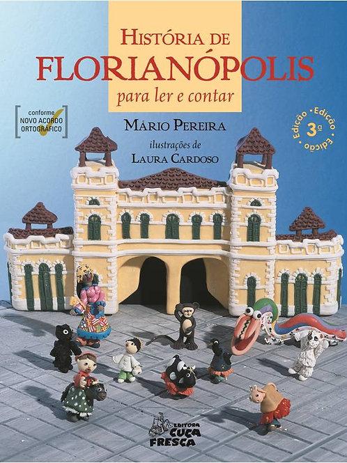 História de Florianópolis para ler e contar