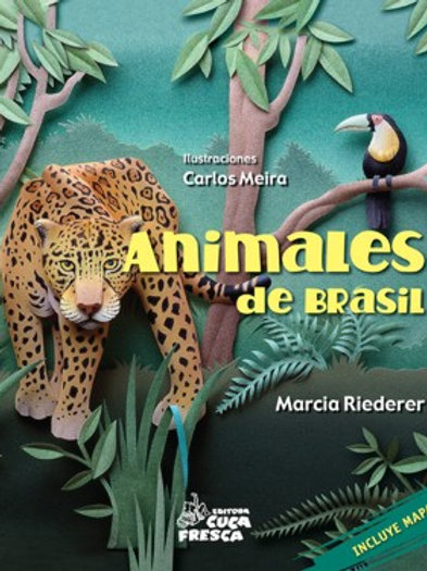 Animales de Brasil (espanhol)