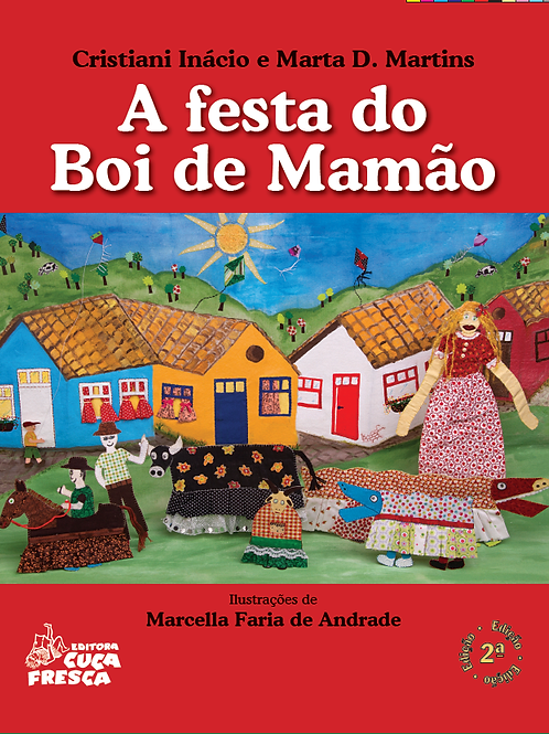 A festa do Boi de Mamão - sem CD