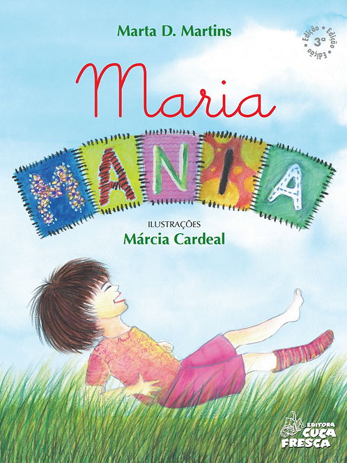 Maria Mania - CURSIVA