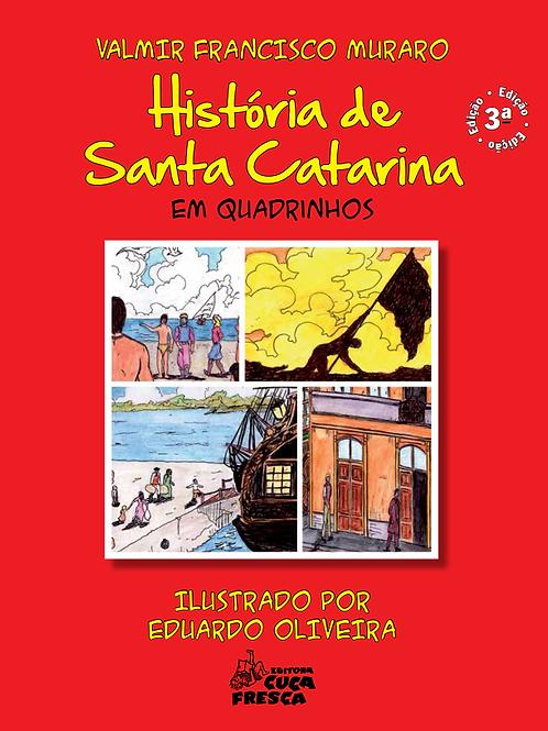 História de Santa Catarina em Quadrinhos