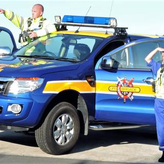 Training with the Ambulance