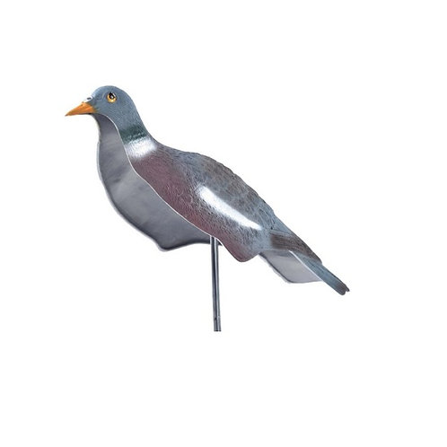 BISLEY PACK OF 12 PIGEON SHELL DECOYS