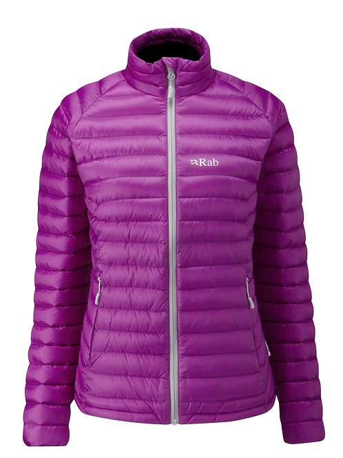 RAB LADIES LUPIN MICROLIGHT JACKET