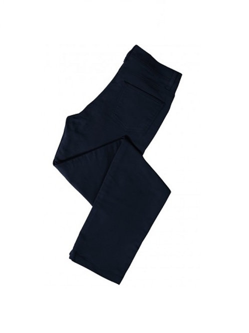 HOGGS OF FIFE NAVY  LOW RISE STRETCH MOLESKIN JEANS