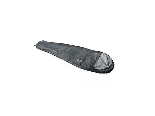 HIGHLANDER BLACK SLEEPLINE 250 MUMMY SLEEPING BAG