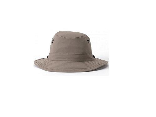 Tilley Taupe LT5B Lightweight Nylon Hat