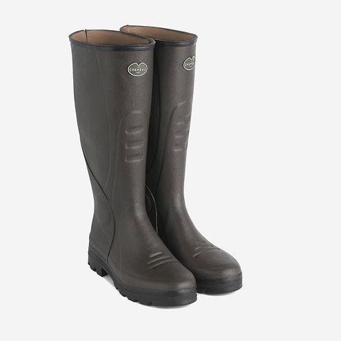 Le Chameau Vert Traqueur Welly Boots