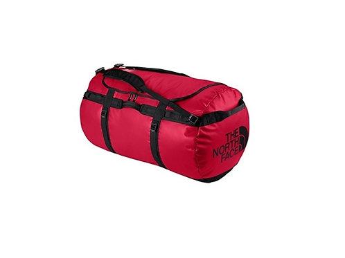 THE NORTH FACE RED/BLACK BASE CAMP MEDIUM DUFFEL BAG
