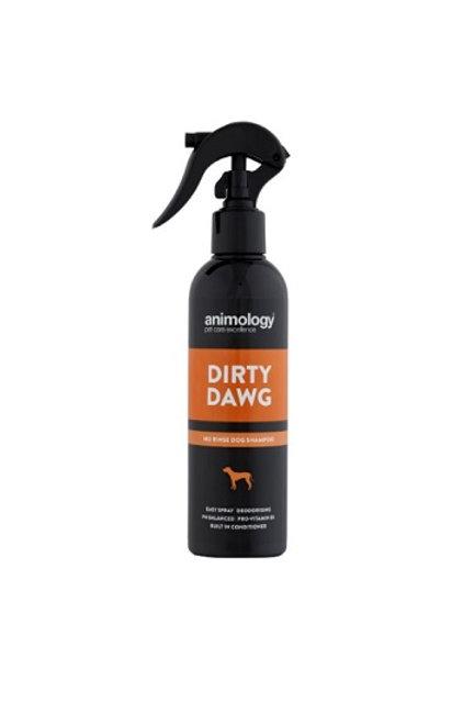 ANIMOLOGY DIRTY DAWG NO RINSE SHAMPOO