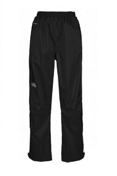 THE NORTH FACE BLACK WOMEN'S RESOLVE PANTS