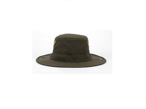 Tilley Olive T5 Cotton Duck Hat
